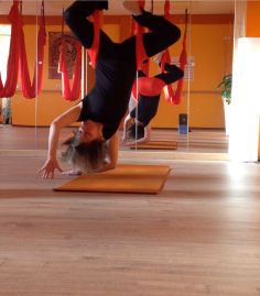 Aerial Yoga, Oase Bayreuth, Markgrafenallee 3a
